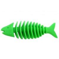 SUM-PLAST Plovací dentální Rybka pro psa 14 cm