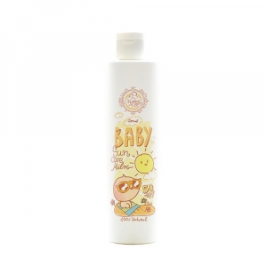 HRISTINA Mother&Baby Přírodní opalovací mléko pro miminka SPF 50 250 ml