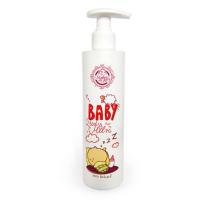 HRISTINA Mother&Baby Přírodní tělové mléko pro miminka 250 ml