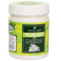 HRISTINA přírodní anticelulitidní zpevňující krém s kofeinem a výtažkem z ananasu 200 ml