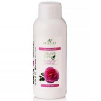 HRISTINA Přírodní čistící pleťové mléko na oči, tvář a rty - růžová voda 150 ml