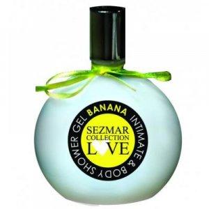 HRISTINA Přírodní intimní sprchový gel banán s afrodiziaky 250 ml