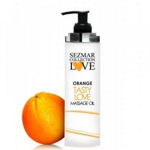 HRISTINA Přírodní masážní olej Pomeranč 100 ml