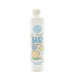 HRISTINA Mother&Baby Přírodní šampón a tělové mýdlo pro miminka 250 ml