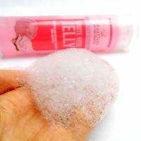 STANI CHEF'S Přírodní sprchový gel na tělo a vlasy Želé z bílé růže 250 ml