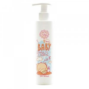 HRISTINA Mother&Baby Přírodní mléčný balzám po koupání pro miminka 250 ml