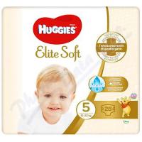 HUGGIES Elite Soft 5 12 až 22 kg 28 ks