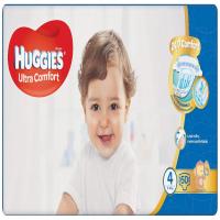 HUGGIES Ultra Comfort Jumbo vel.4 8 -14kg 50 ks