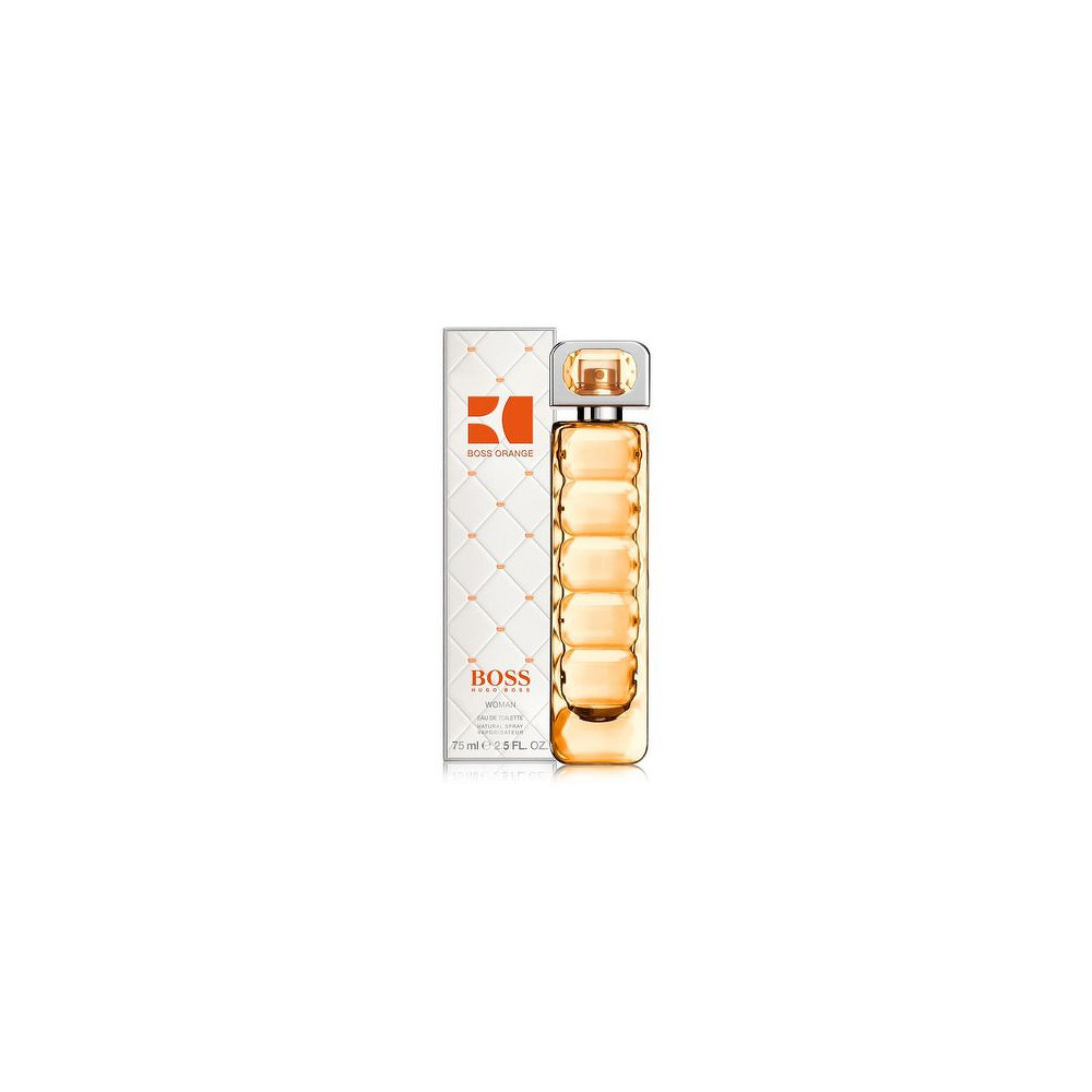 Hugo Boss Orange For Woman toaletní voda 75 ml