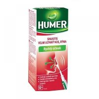 HUMER Sinusitis velmi ucpaný nos a rýma sprej 15 ml