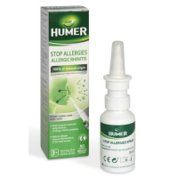 HUMER Stop alergii nosní sprej 20 ml