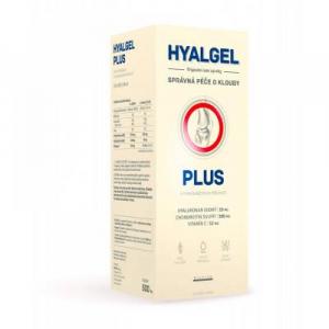 HYALGEL plus pomeranč 500 ml
