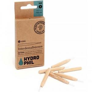 HYDROPHIL Bambusový mezizubní kartáček 0,60 mm 6 ks