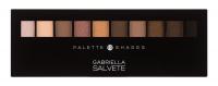 GABRIELLA SALVETE Palette 10 Shades oční stín 12 g 02 Nude