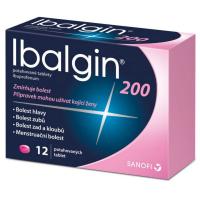 IBALGIN 200 mg 12 tablet