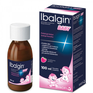 IBALGIN Baby 100 ml