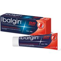 IBALGIN Duo effect krém 100g