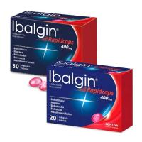 IBALGIN Rapidcaps