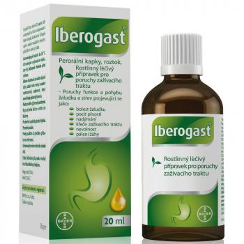 IBEROGAST Perorální kapky 20 ml