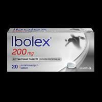 IBOLEX 200 mg 20 tablet