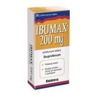 IBUMAX 200 mg 30 potahovaných tablet