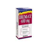 IBUMAX 400 mg 30 potahovaných tablet