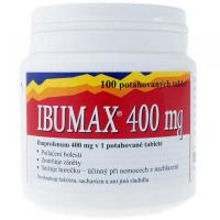 IBUMAX 400 mg 100 potahovaných tablet