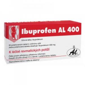 IBUPROFEN AL 400 mg 30 tablet