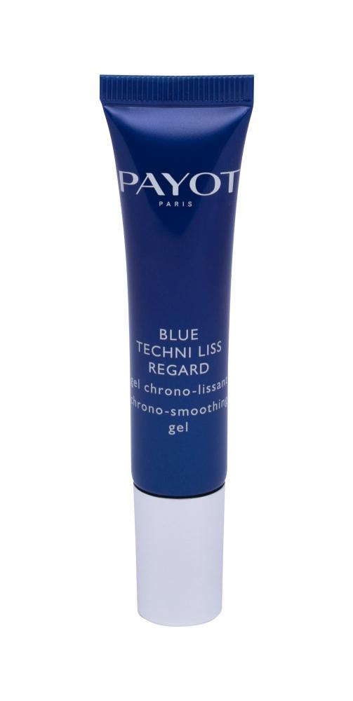 PAYOT Blue Techni Liss oční gel Regard 15 ml
