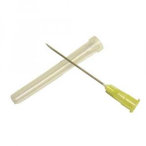 Injekční jehla 0.9x40 žlutá Chirana 100 ks jednorázová