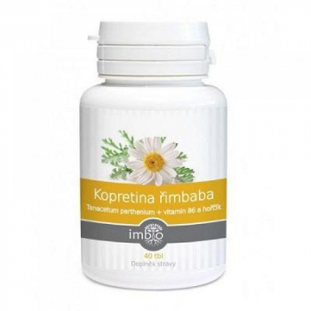 IMBIO Kopretina řimbaba 40 tablet