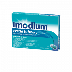 IMODIUM 2 mg 20 tobolek