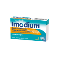 IMODIUM Rapid 2 mg 6 perorálních tablet