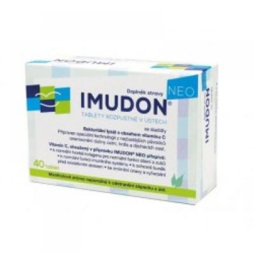 E-shop IMUDON NEO se sladidly 40 tablet
