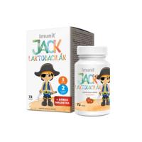 IMUNIT Jack Laktobacilák laktobacily pro děti 72 tablet