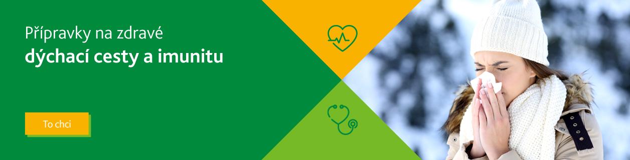 Zdravé dýchací cesty a imunita