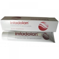 INFADOLAN 1600 IU/g + 300 IU/g UNG 100 g