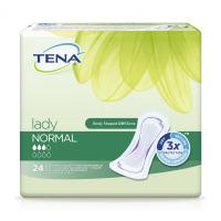 TENA Lady normal absorpční vložky 3 kapky 24 kusů