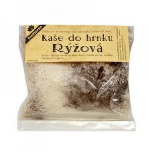 DAMODARA Instantní rýžová kaše s ovocem 50 g