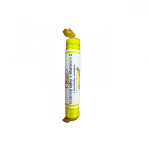 INTACT Hroznový cukr s vitamínen C citrón 40 g