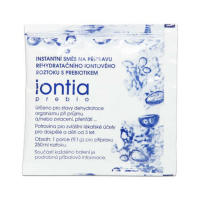 IONTIA Prebio Rehydratační iontový nápoj 1 sáček