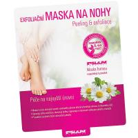 IPSUUM Exfoliační maska na nohy 40 ml (1 pár)