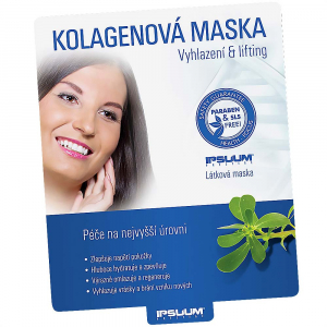IPSUUM Kolagenová maska 23 ml