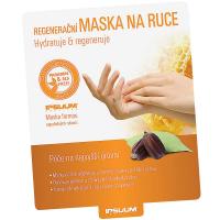 IPSUUM Regenerační maska na ruce 26 g (1 pár)