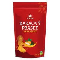 ISWARI Kakaový prášek nepražený BIO 125 g