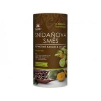 ISWARI Snídaňová směs nepražené kakao & lucuma 800 g BIO