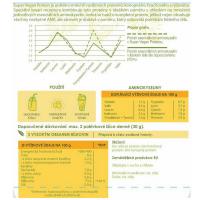 ISWARI Super Vegan Protein 70% 250 g BIO