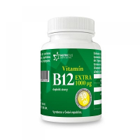 NUTRICIUS Vitamín B12 Extra 1000 mcg 30 tablet