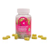IVY BEARS Vlasové vitamíny pro ženy ZDRAVÍ 60 kusů
