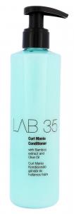 KALLOS Cosmetics Lab 35 Kondicionér Curl Mania 250 ml